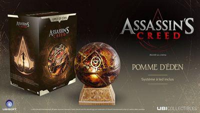 Assassins Creed Movie Apple of Eden Replica Model