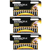 36 x AAA Duracell Plus Power 1.5V Alkaline Batteries