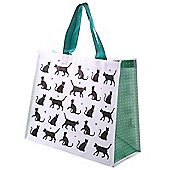 Puckator I Love my Cat Design Shopping Bag