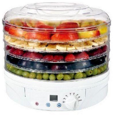 Digital Food Dryer & Dehydrator - Fruit Dehydrater with Digital temperature control