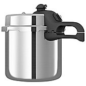 Tower 7 Litre High Dome Aluminium Induction Pressure Cooker