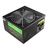 Unbranded 500W Builder Black 12Cm Psu White Box Pfc Ce