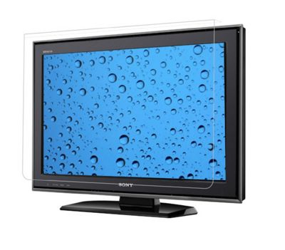 Anti-Glare TV Screen Protectors - 35-37