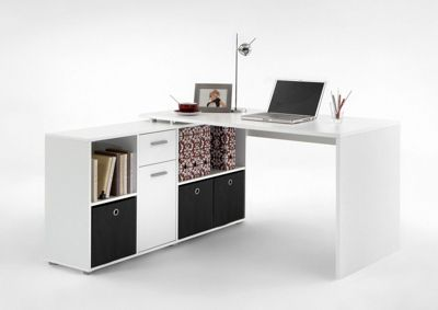 Stanton Corner / Multi Position Office Desk