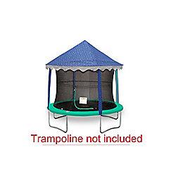 14ft Jumpking Star Canopy Trampoline Tent
