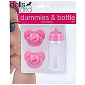 Dolls World Dummies And Bottle