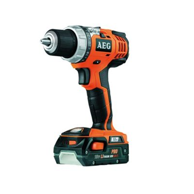 AEG BS 18CL Compact Drill Driver 18 Volt