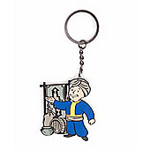 Fallout 4 Merchant Keychain - Small Gifts
