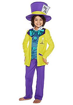 Disney Alice in Wonderland Mad Hatter Dress-Up Costume - Yellow