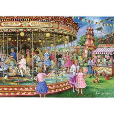 Gallopers Puzzle