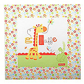 Fisher Price Splash Mat (Giraffe Friends)