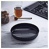 Go Cook Round Fluted Cake Tin 23cm