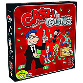 Cash 'n guns Second Edition Board Game