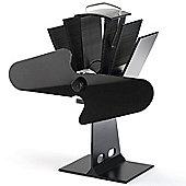 Heat Fan - Wood Burner / Multi Fuel Stove