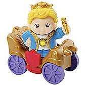 TOOT TOOT FRIENDS KINGDOM KING WITH THRONE
