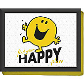 Creative Tops Mr Happy Beanbag Cushion Lay Tray 5139408