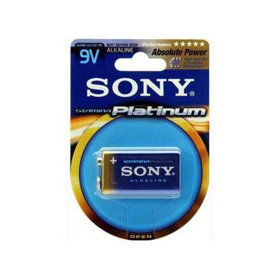 Sony Stamina Platinum Alkaline Battery - 9V