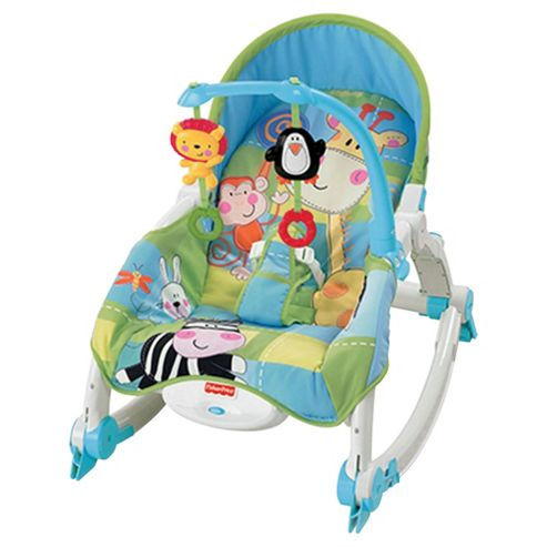 Fisher-Price Discover 'N Grow Baby & Toddler Rocker