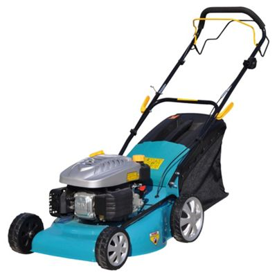 Tesco 173cc Self-propelled Rotary Petrol Lawn Mower