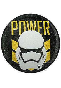 Star Wars Episode VII The Force Awakens Stormtrooper Power Badge - Multi
