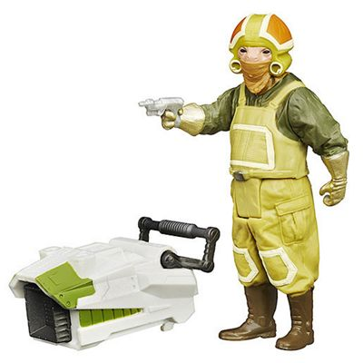 Star Wars The Force Awakens 9cm Goss Towers Combine Figure