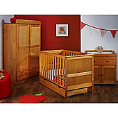 Obaby Newark 3 Piece Furniture Set - Country Pine