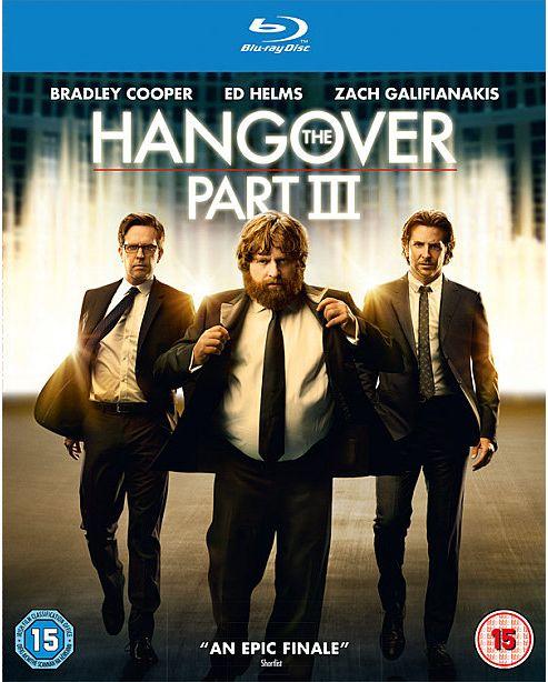 THE HANGOVER 3 BD
