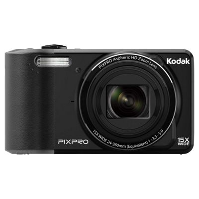 Kodak Pix Pro FZ151 Digital Camera, Black, 16MP, 15x Optical Zoom 3