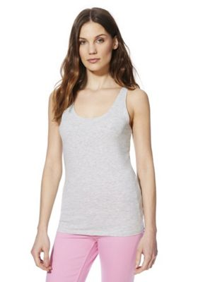 F&F Vest Top with As New Technology Grey 16
