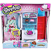 Shopkins Season 6 Chef Club Playset Nice N Icy Fridge