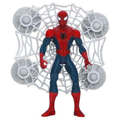 Marvel Ultimate Spider-Man Action Figure - Capture Trap Spider-Man