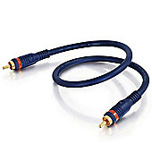 Cables to Go 3m Velocity Digital Audio Coax Cable