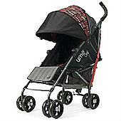 Summer Infant Ume One Stroller (Patchwork Red)