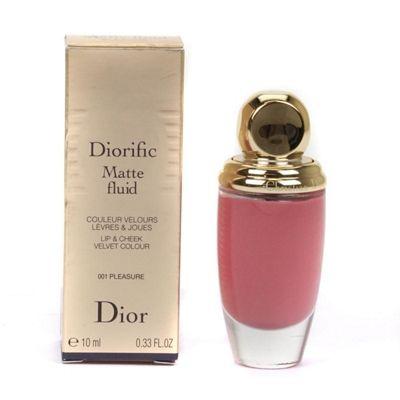 Dior Diorific Velvet Cheek & Lip Stain Light Pink 001 Pleasure