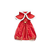 Disney Princess Belle Fancy Dress Costume - Red