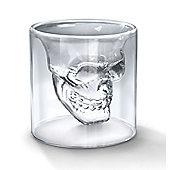 Fred & Friends Doomed Crystal Skull Shot Glass DOOM