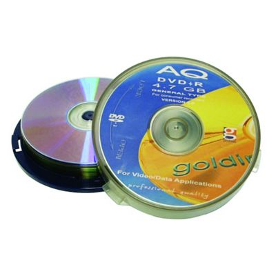 Maplin 16x Speed DVD+R 10-pack Disc