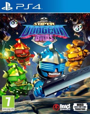 Super Dungeon Bros (PS4)