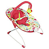 Cozy Bounce Safari Baby Bouncer