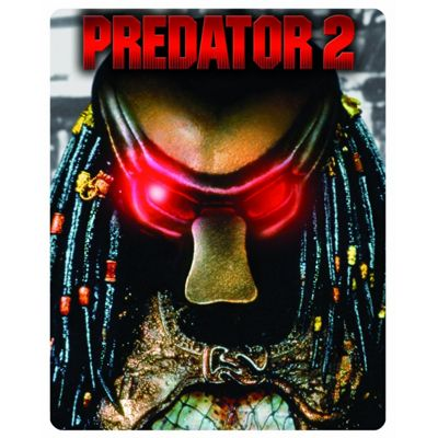 Predator 2 - Limited Edition Steelbook Blu-Ray + DVD