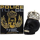 Police To Be The King Eau de Toilette (EDT) 125ml Spray For Men