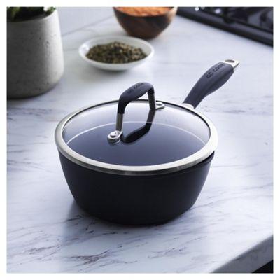 Go Cook Forged Aluminium Saucepan 20cm