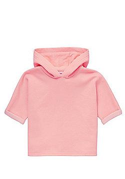 F&F Hooded Sweatshirt - Coral