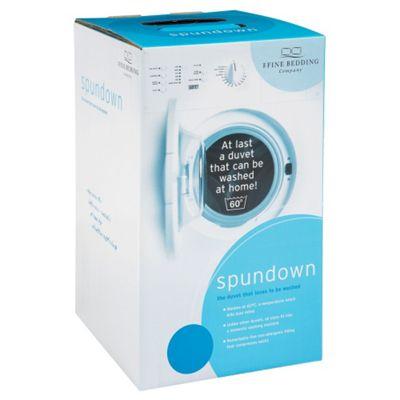 Spundown All Seasons Single 13.5 Tog Duvet.