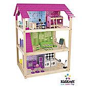 KidKraft 50 Piece So Chic Dollhouse