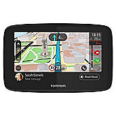 TomTom GO 520 Sat Nav with Mount - 5 Display - Europe - Black