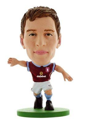 Soccerstarz Aston Villa FC Marc Albrighton Home Kit - Action Figures