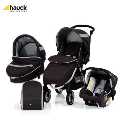 Hauck Apollo All-In-One Travel System, Night