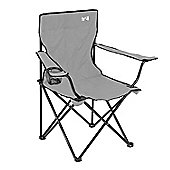 Trail Folding Camping Chair Grey