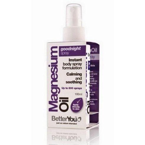 Better You Magnesium Oil Goodnight 100ml Spray